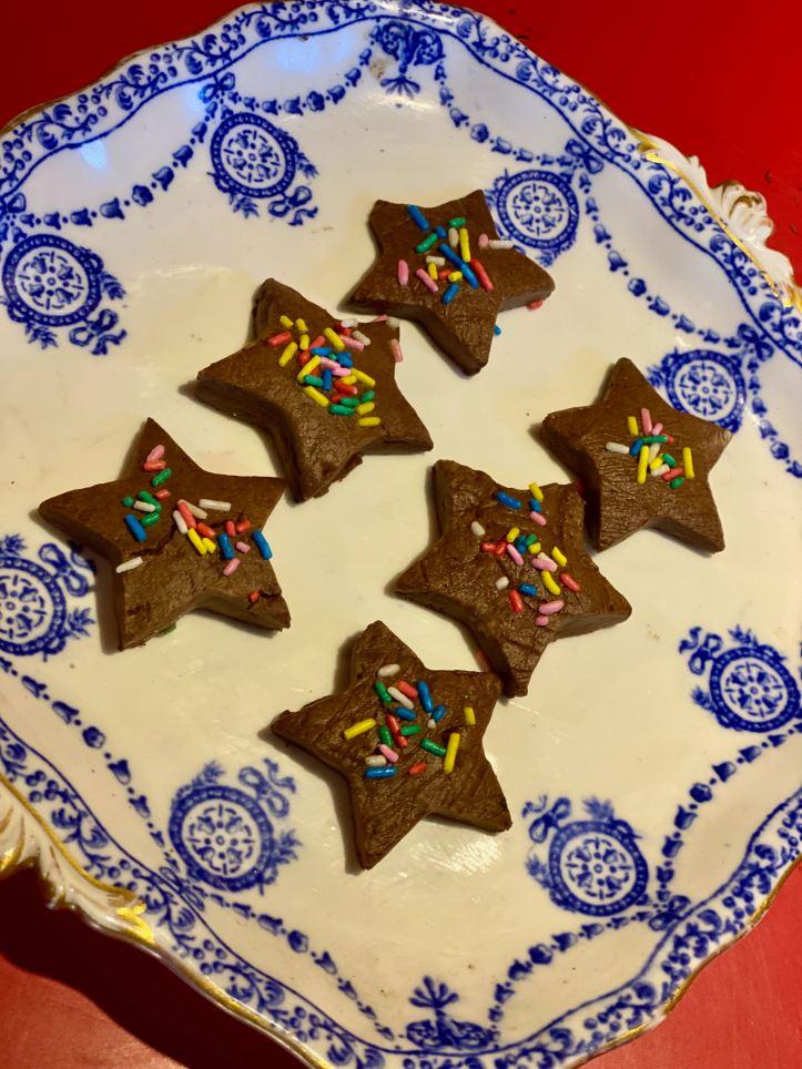 Galletitas de chocolate que le encantan a los chicos